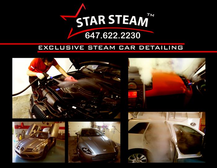 Star steam exclusive steam car detailing service add copy solutioingenieria Images